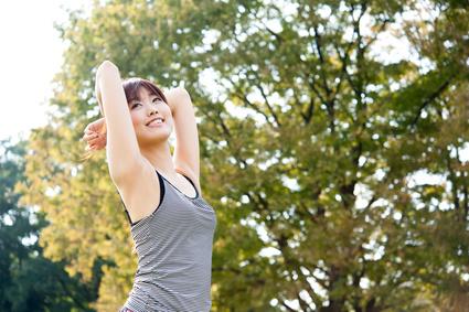 施術で歪みと体型の悩みを解消